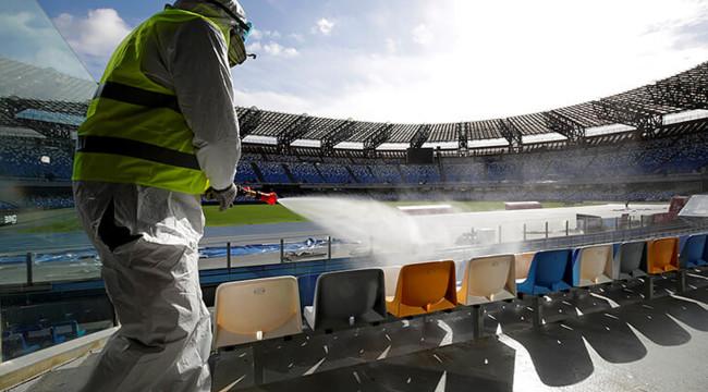 """""""Захворів навіть тренер"""": Український футбольний клуб вимушено йде на карантин. 26 випадків коронавірусу"""
