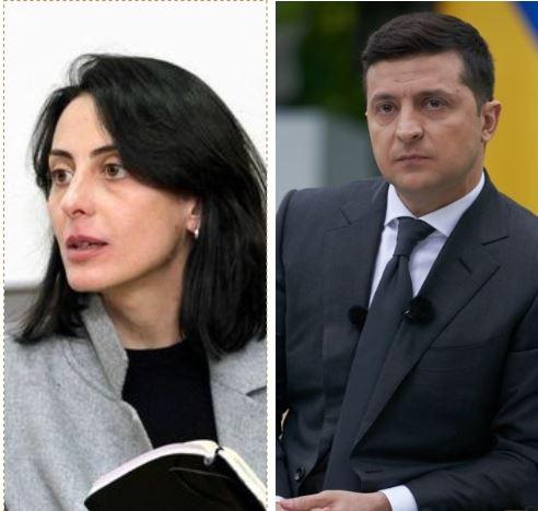 """""""Цього ніхто не чекав"""": Деканоїдзе зробила гучну заяву про Зеленського. """"Сухим ніхто не вийде"""""""