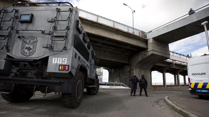 """""""Не було вибухового пристрою"""" Неочікуваний поворот у справі київського мінера: балон із землею"""