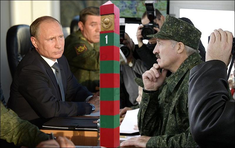 """""""Демонстративно відмовився"""": Лукашенко """"підставив"""" Путіна на параді у Москві. """"Напружені відносини"""""""