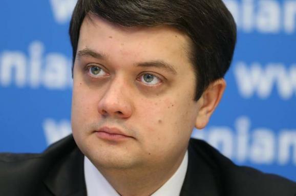 """Вже наступного тижня! Разумков зробив термінову заяву. """"Чи підтримає Рада?"""""""