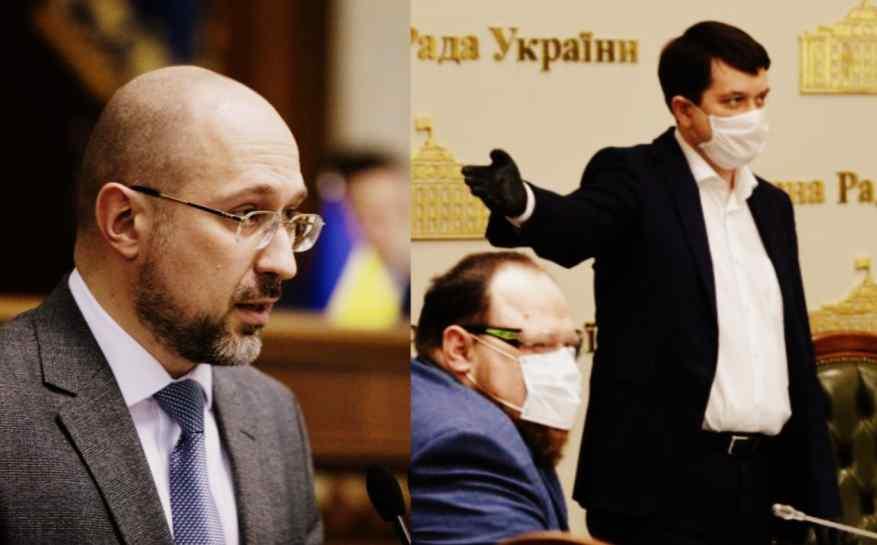 """Подвійна війна! Шмигаль та Разумков звернулися до українців. """"Другий день народження"""""""
