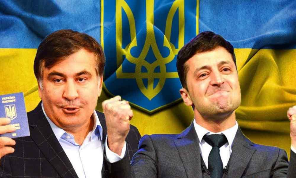 """Почалося! Саакашвілі """"вжарив"""" по повній, обрадував всю Україну: нова віха в історії країни"""