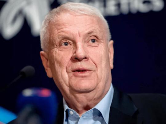Тест був негативним! Пішов з життя президент Європейської легкоатлетичної асоціації