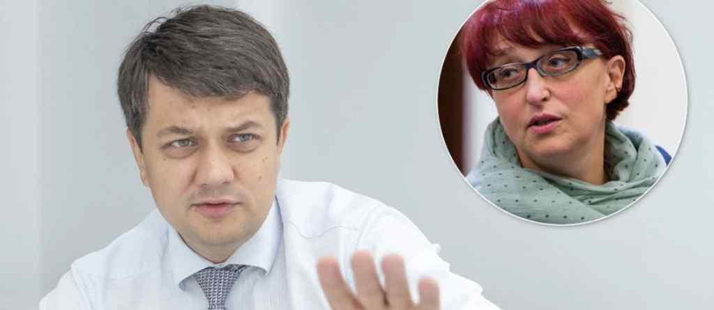 """""""Втомився повторювати"""": Разумков різко відреагував на скандал з Третьяковою. """"Вже не раз вона…"""""""