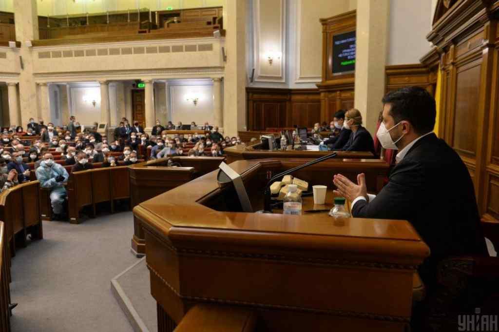 """Важливо! Зеленський відкликав з Ради два важливі законопроекти. """"Чиновники залишаться без космічних зарплат"""""""