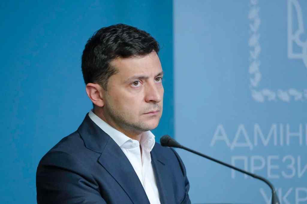 Зеленський записав відео для луцького теориста. Президент виконав умову