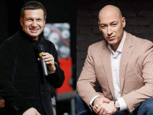 """""""Він продасть  і рідну матір"""": Гордон різко потролив російського пропагандиста Соловйова. Українці в захваті!"""