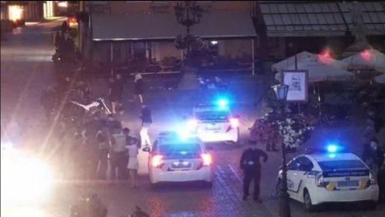 """""""Уже звільнений!"""": На Львівщині майор збив на службовому авто пішохода і втік з місця аварії. Шукали два дні"""
