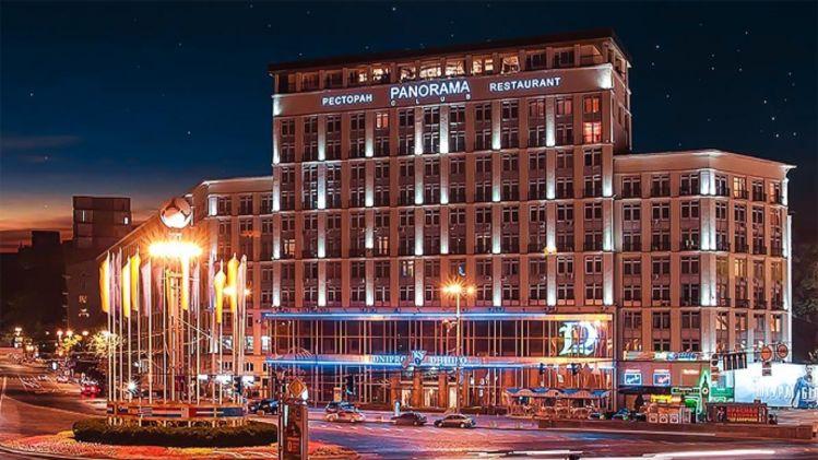 """Аукціон завершився! Київський готель """"Дніпро"""" продали за 1,111 млрд гривень"""