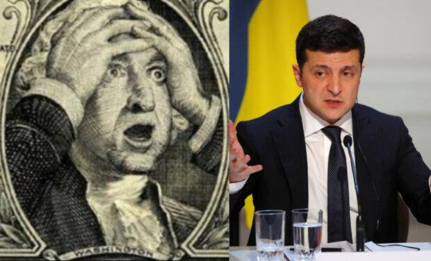 """Долар різко пішов вгору: Експерти спрогнозували курс валют найближчим часом. """"Після заяви Зеленського…"""""""