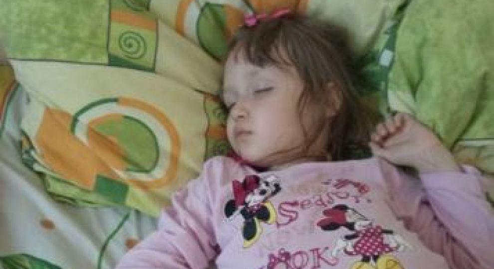 """""""Нам самим не впоратися"""". 5-річна Веронічка потребує допомоги у боротьбі з раком"""
