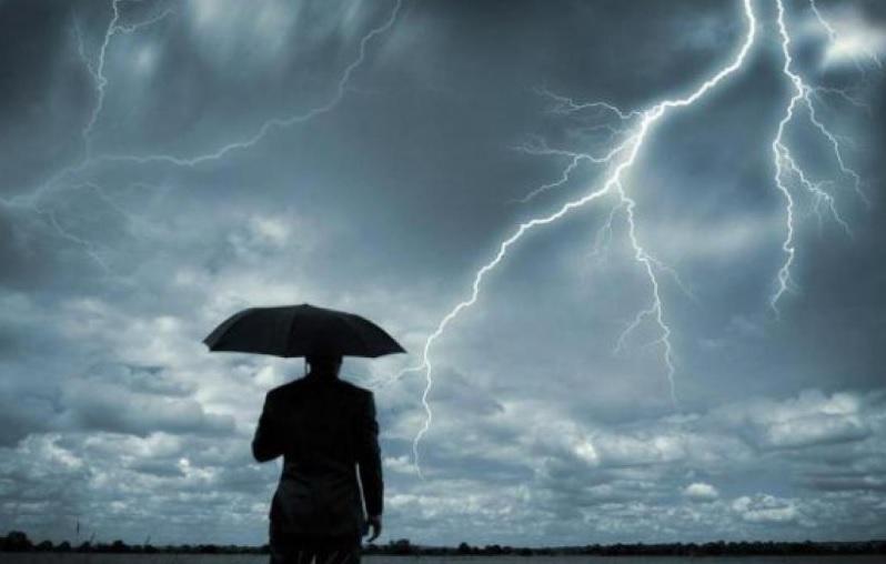 """Дощі з грозами на Заході, і спека на Півдні"""": Якою буде погода в Україні 1 серпня"""