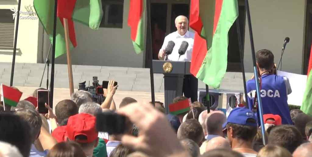 """""""Це буде початком кінця"""": Лукашенко зробив жорстку заяву. Світо шокований його словами. """"Бандити і урки!"""""""