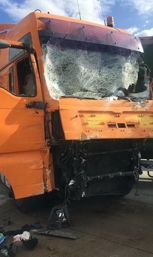 Страшна ДТП на Житомирщині. Всі пасажири мікроавтобуса загинули. Його просто розчавило