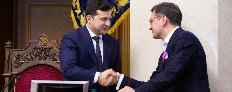 Озвучив плани деокупації. Глава МЗС зробив резонансну заяву про Крим і Донбас: треба об'єднувати