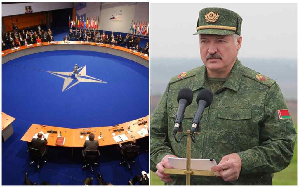 Ядерна зброя! Лукашенко вибухнув заявою: перекинули літаки. НАТО на кордоні