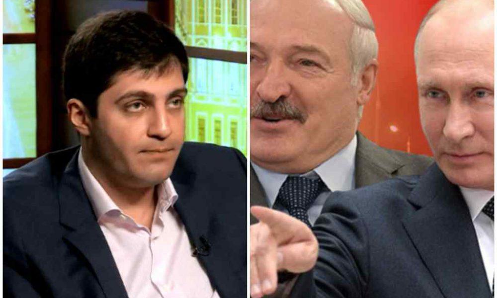 """""""Вже усім набрид"""": Сакварелідзе вмазав – Лукашенку і не снилося. Ці слова підняли країну"""