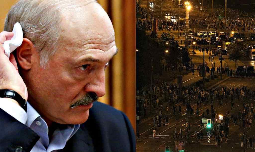 """""""Нам не потрібна війна"""". В Лукашенка вирішили поступитись: припиніть самознищення. Взяв відповідальність за травмованих"""