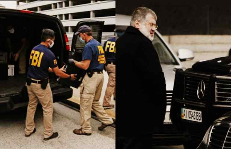 ФБР увірвалось! Коломойський в шоці –  у в'язницю. Українці приголомшені, це таки сталось