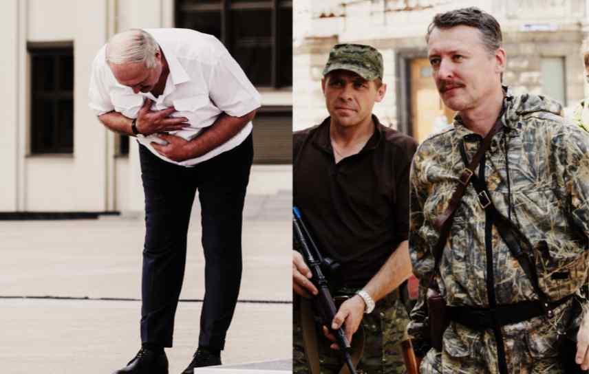Лукашенко в шоці! Гіркін вже там – збирає свою бригаду. Попруть – білоруси такого не чекали