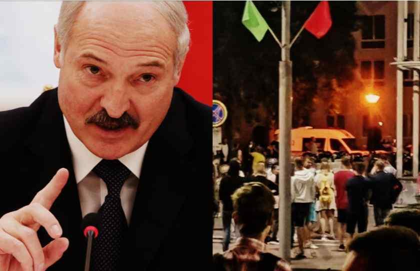 Борт Лукашенка відлетів! В Мінську небачений протест – лікарні і СІЗО вже забиті. Почалось