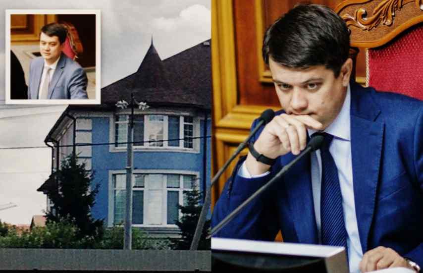 Просто біля будинку Разумкова – охорона! Спікер вразив всю країну – не зазнався. Він на це заслужив