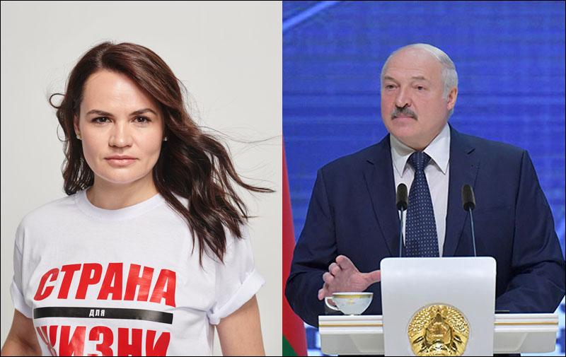 Тільки що! Тихановська звернулась до Заходу. Розмазала Лукашенка: втратив легітимність.