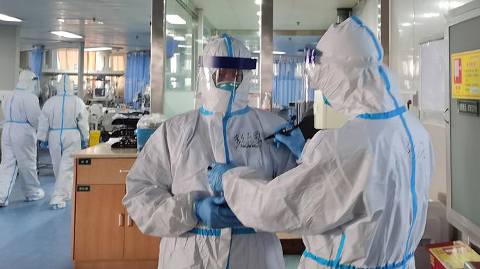 Неприємний антирекорд! Оновлена статистика по коронавірусу в Україні. На Харківщині рекордна кількість хворих
