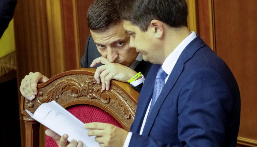 """""""Разумков – наступний президент?"""": Зеленський боїться – приголомшлива правда на вечір. Він злив"""