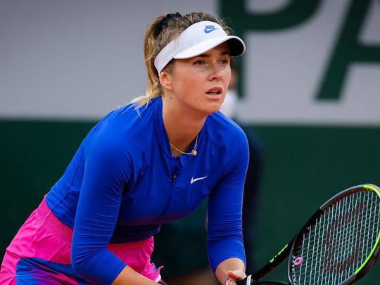 Молодчинка! Еліна Світоліна феєрично поборола росіянку на престижному турнірі