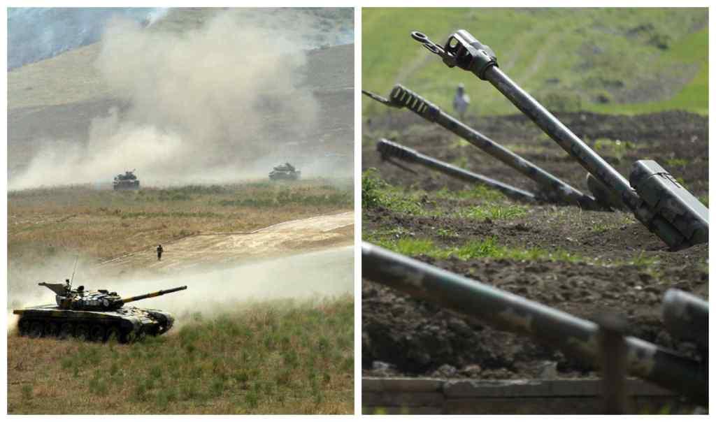 """""""Це оголошення війни!"""" Шокуючі новини із Кавказу: оголошено військовий стан. У НАТО відреагували – бойові дії тривають"""