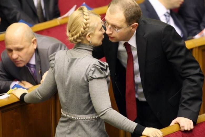 """Яценюк """"очолить""""! Тимошенко в шоці – гучна звістка сколихнула країну. Леді Ю піде – політиці кінець"""