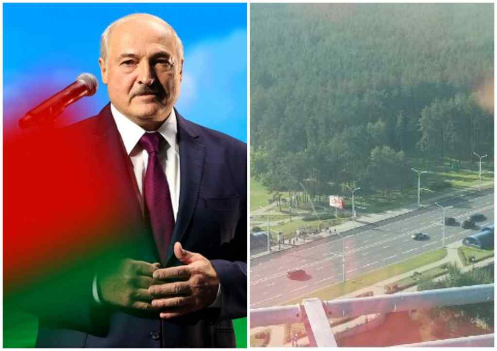 """Терміново! Лукашенка """"коронували"""" прямо зараз. Поклав праву руку – Білорусь трясе! Просто нечувано"""