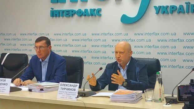"""Турчинова і Луценка жорстко осадили після """"наїзду"""" на Зеленського. """"Коли ж вони зникнуть? – Судити негайно!"""""""
