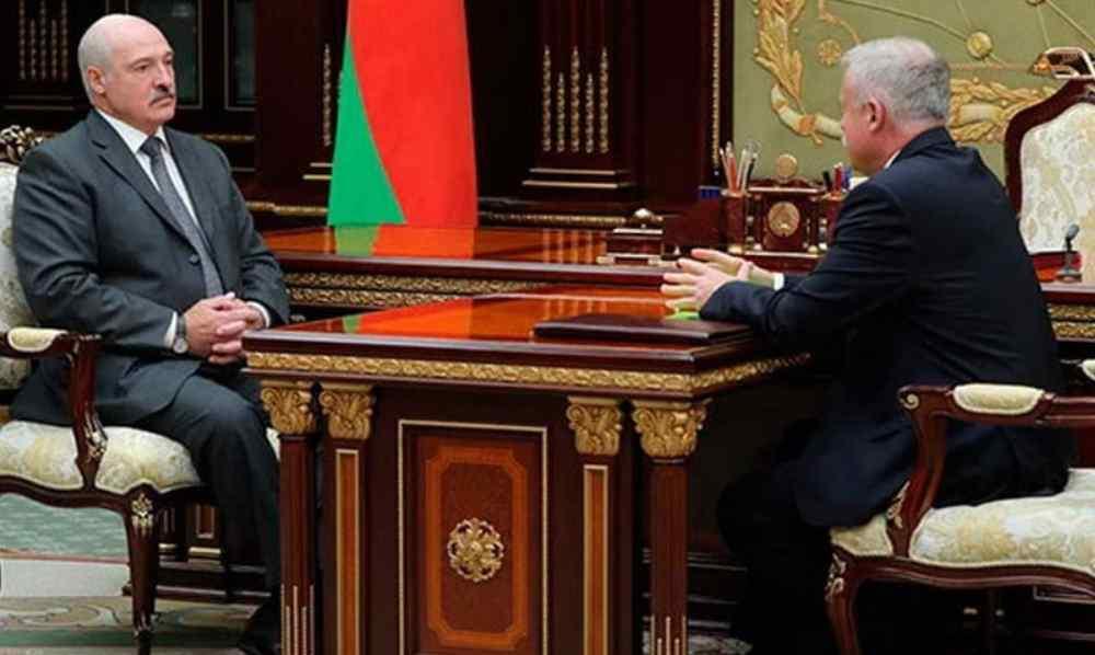 Щойно! Списки на стіл – Лукашенко кричить, це сталося. Прямо в кімнаті, це почули всі