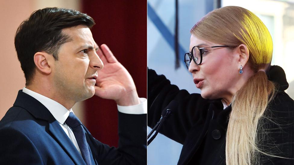 """Просто у прямому ефірі! Зеленський в ауті – Тимошенко накинулась на нього. """"Це армагедон"""" – шокуюча заява"""