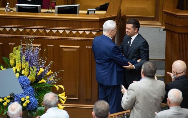 """""""Ми не дозволимо!"""": Кравчук """"заткнув"""" його – переговори зупинено. Удар по Зеленському – напруга на межі"""