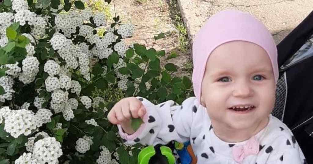 Маленька Мар'янка потребує посиленої реабілітації. Допоможіть дитині стати на ноги!