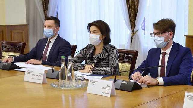 """""""Вона серйозно?"""": Венедіктова шокувала своєю заявою – просто під час зустрічі. Українці обурені!"""