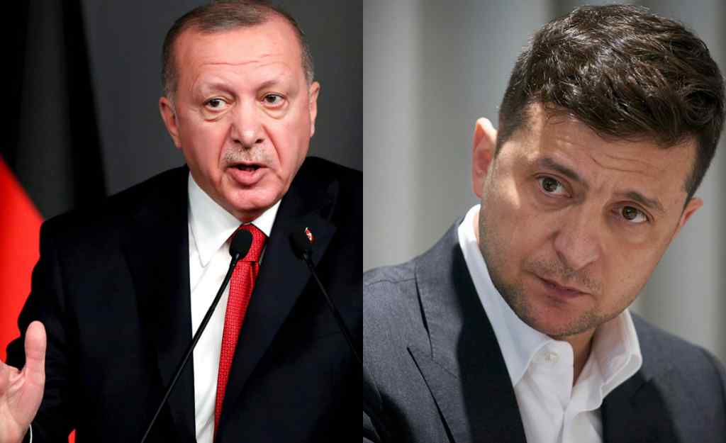 """Це сталось! Зеленський в шоці – """"сюрприз"""" від Ердогана, він зробив це. Вражаючі деталі"""