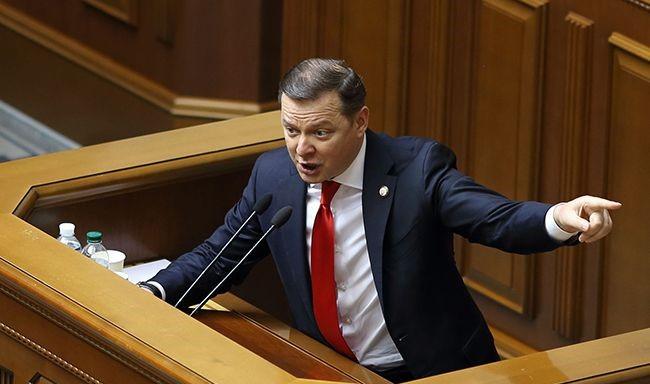 """""""Сім років в'язниці"""". Ляшко вибухнув різкою заявою, просто під час ефіру. Українці аплодують: """"ховається за посадою"""""""