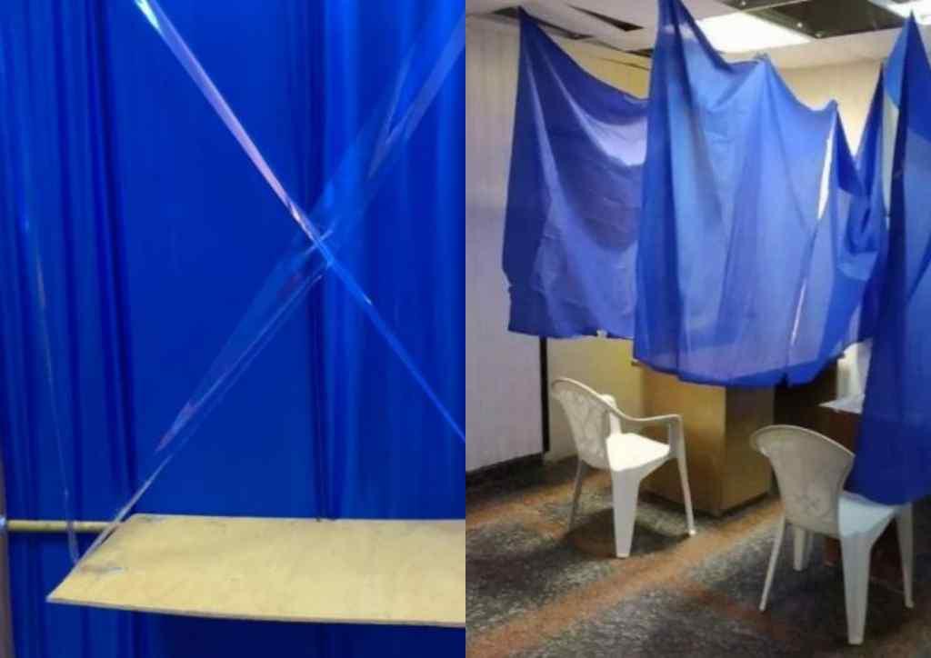 Під крики, ганьба! На дільниці трапилось немислиме – не змогли проголосувати. Українці обурені!