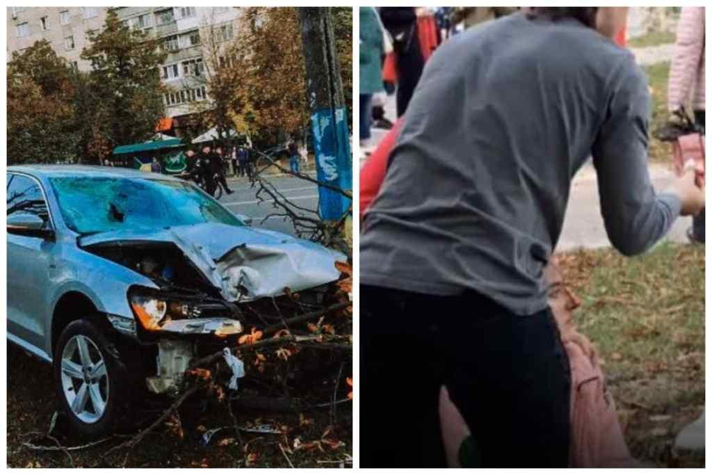 """""""З переломом тазу повзла до матері на колінах"""": Моторошні подробиці аварії в Броварах. """"Негідника"""" будуть відмазувати!"""