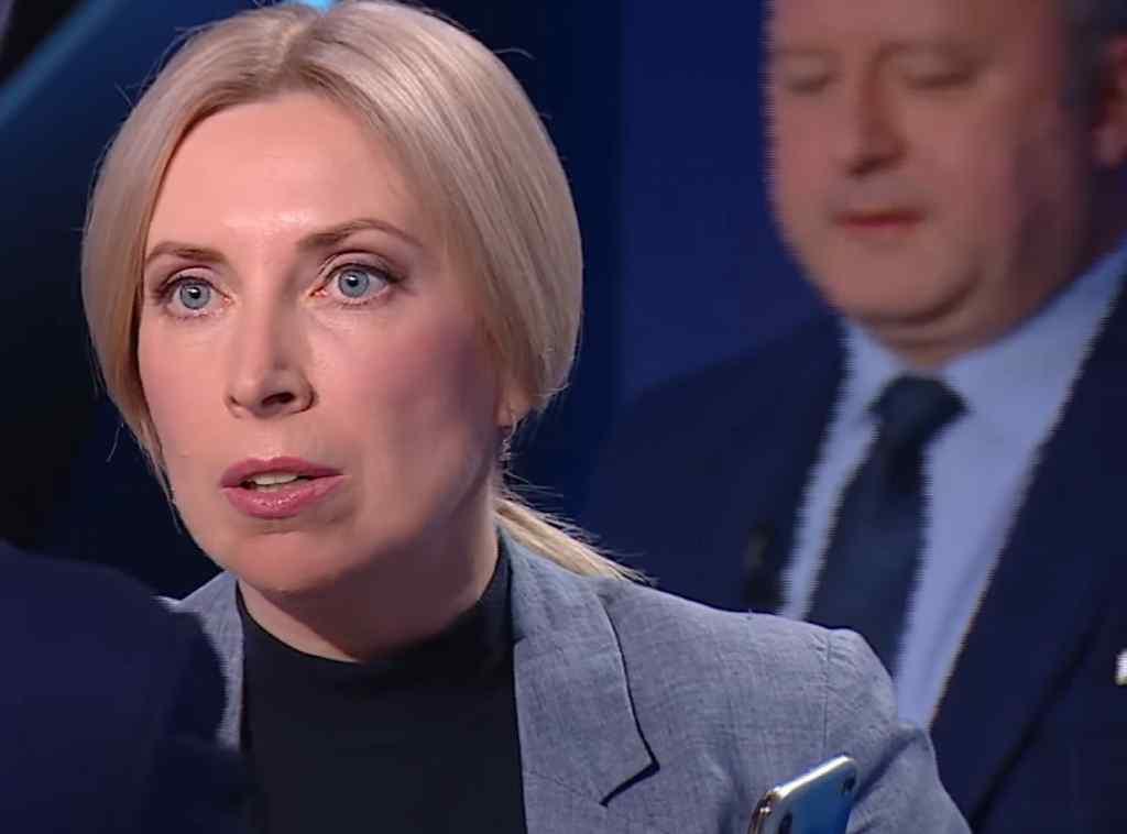 """""""Стану міністром!"""": Верещук замахнулася на високу посаду. Після виборів – """"Наведу лад!"""""""