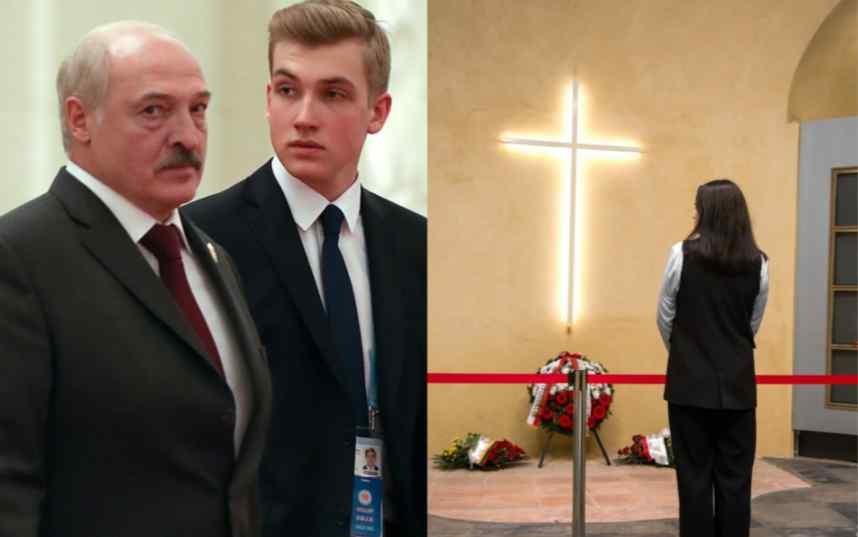 Тіхановська плаче – він помер! Тільки що, диктатор – Лукашенко в істериці. Вона зробила це – свічка горить