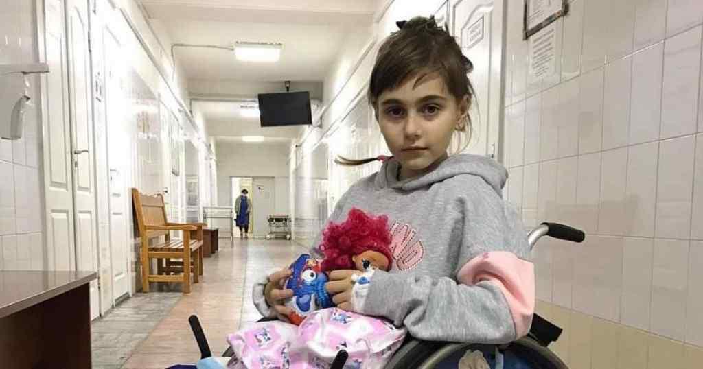 Долею Софійки перейнялася вся Україна: дитині потрібна