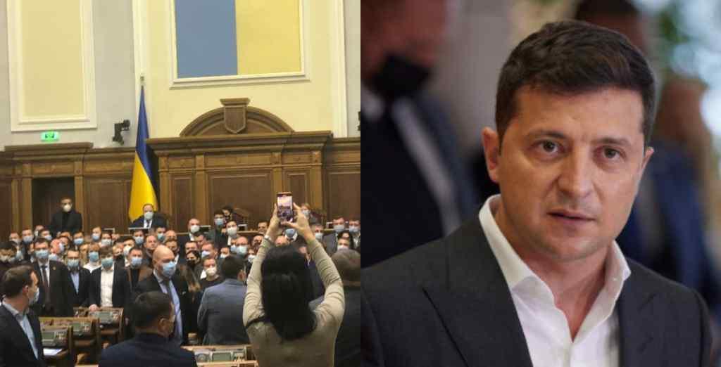"""Прямо зараз! Раду трясе – судді не чекали, депутати зробили це: """"Добровільна відставка"""". Заблокували"""
