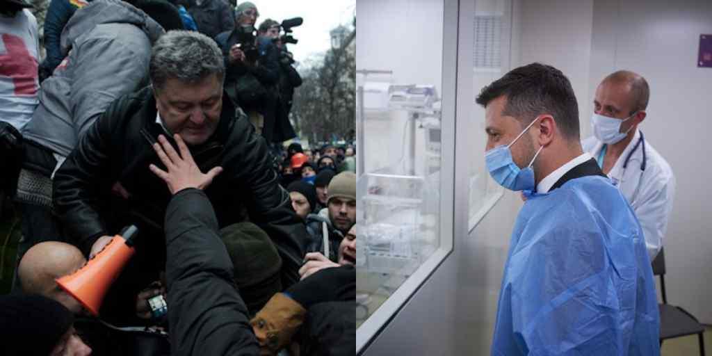 Терміново! Сталося страшне – рвуться до Зеленського, новий Майдан: прямо до палати. Президент втече