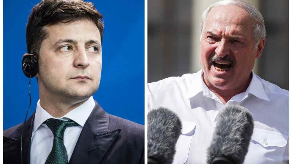 """Щойно! Лукашенко шокував новим випадом – """"пробралися анархісти"""". Зеленський в шоці, пригрозив йому"""
